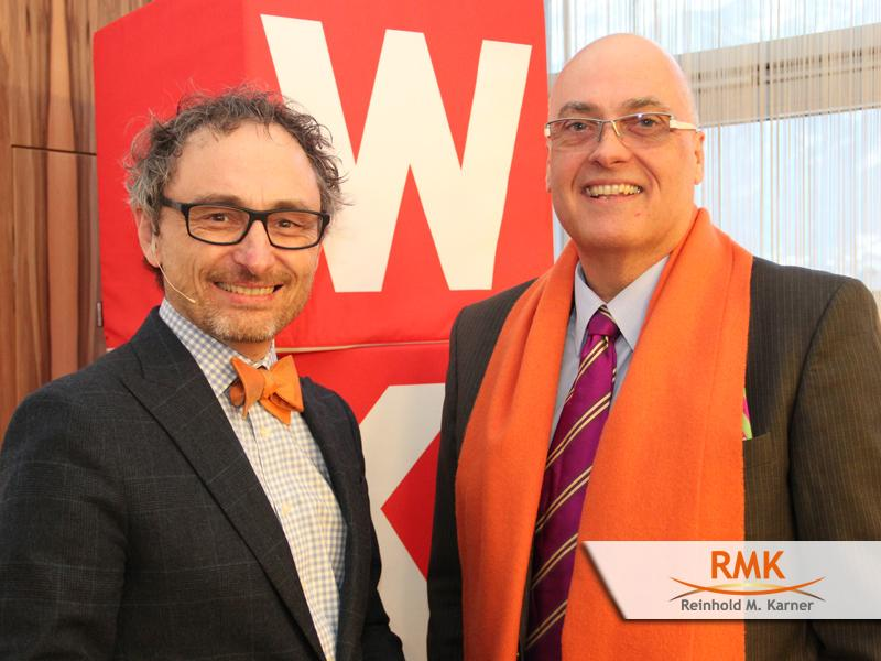 """RMK Vortrag """"Digital Business"""" bei der Wirtschaftskammer Tirol"""