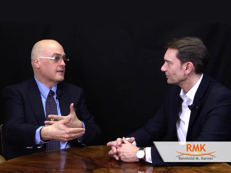 TV Talk am MCI Management Center Innsbruck - derunternehmerischen Hochschule