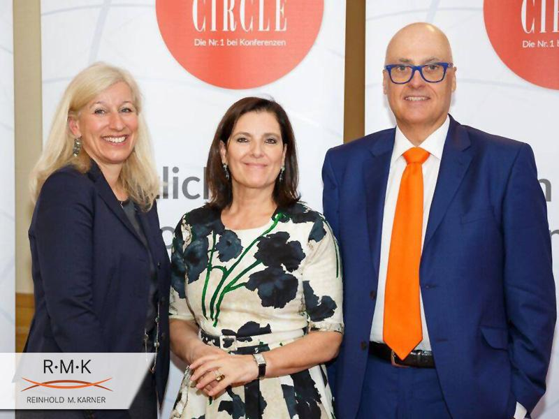 """RMK Keynote """"Economy 4.0"""" für Business Circle, der Nr. 1 bei Konferenzen in Österreich."""