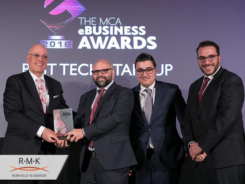 MCA eBusiness Awards