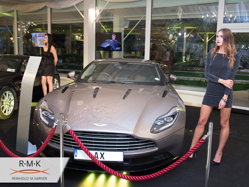 UB James Bond 007 Party