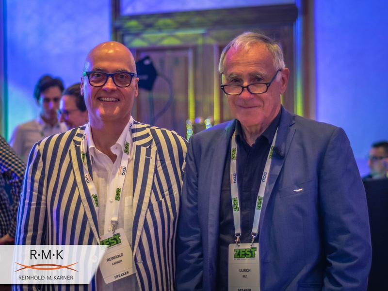 ZEST - führende Tech Start-Up Konferenz des Mittelmeerraums