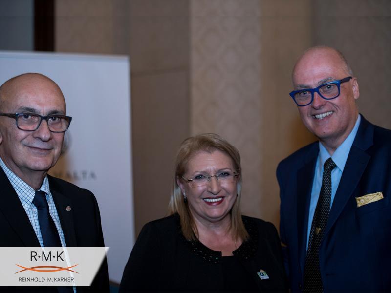 Treffen des Staatsoberhaupts von Malta | Meeting with the President of the Republic Malta
